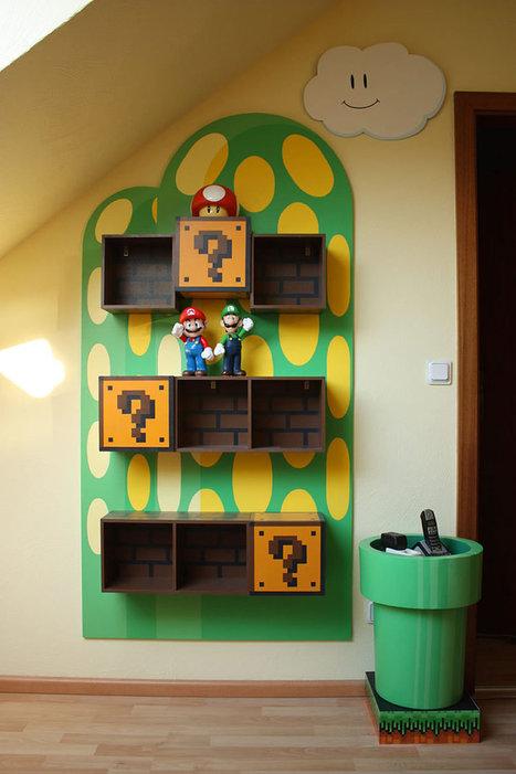 Kąciki różne w pokoju dziecka | FD | Home Design | Scoop.it