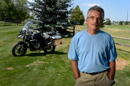 Longmont man rides motorcycle to 50 national parks and monuments in 25 ... - Longmont Daily Times-Call   motorcycles   Scoop.it