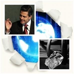 Piden a Peña Nieto crear Comisión Nacional de Banda Ancha y TICs - El Porvenir | Productos de consumo | Scoop.it