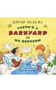 There's a Barnyard in My Bedroom | Canadian literature | Scoop.it