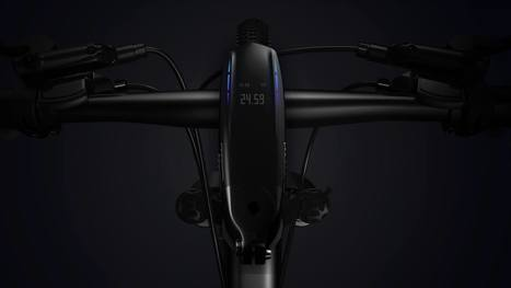 Future Gadget: SpeedForce Fully Integrated Cycling Computer | Technology in Business Today | Scoop.it