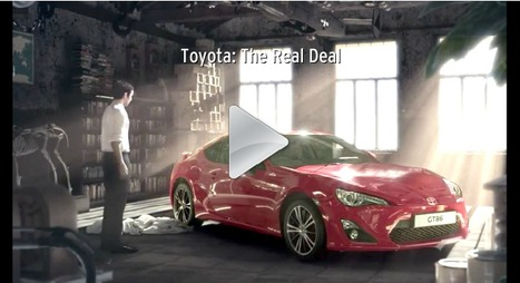 Toyota Launches the GT86 With a Dystopian Film Out of Saatchi London | Tracking Transmedia | Scoop.it