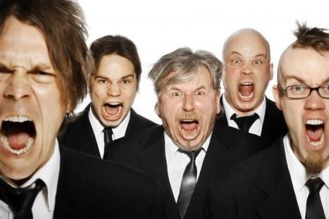 Finland's Shouting Men's Choir Will Make Your Ears Bleed | Strange days indeed... | Scoop.it