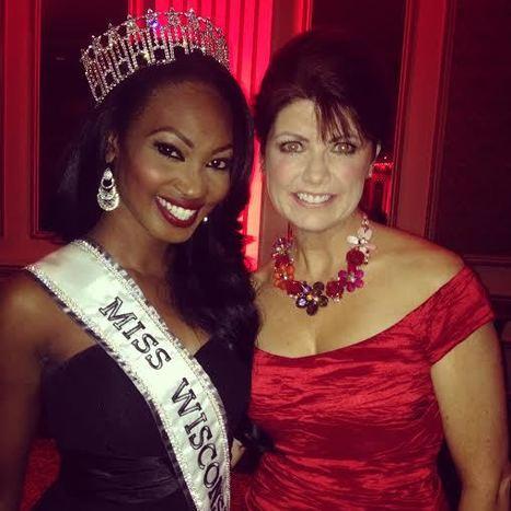 Bishara Dorre, Miss Wisconsin USA gets Candid with OMGirls Magazine! | Tween Girls | Scoop.it