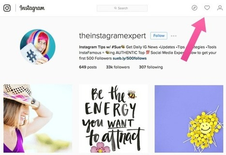 Instagram Algorithm: How Marketers Should Alter Their Strategy | Social Media, Content Marketing and User Experience | Scoop.it