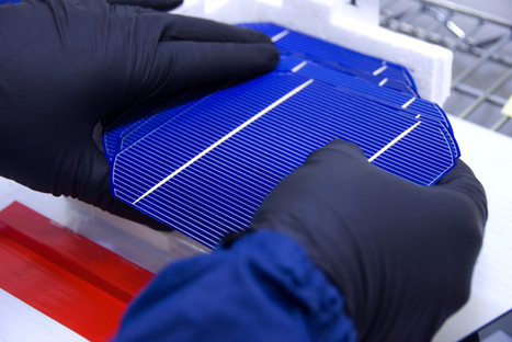 Sixty years after birth, it's time for solar cells to get serious | leapmind | Scoop.it
