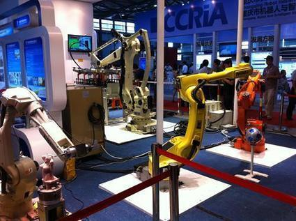 Chinese robotics market growing - China Daily | Welding Innovations & Manufacturing | Scoop.it