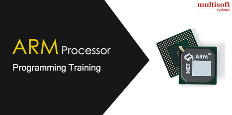 Look Further and Farther to a Career with Unlimited Potential with ARM Processor Programming Training | industrial training | Scoop.it
