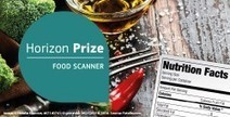 Can you crack the food scanner challenge? Commission offers € 1 million in prizes | Heron | Scoop.it