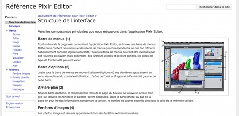 Guide de référence pour Pixlr Editor | Outils Web 2.0 en classe | Scoop.it