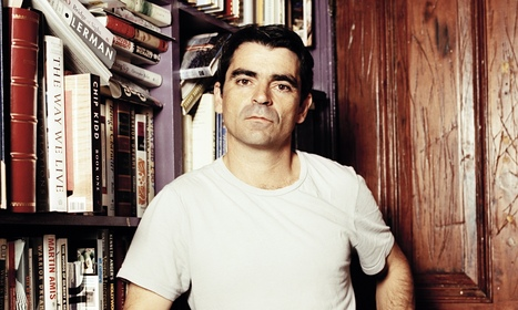 Joseph O'Neill: 'It's not my fault if every time I sit down to write, something big happens!' | The Irish Literary Times | Scoop.it