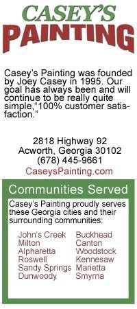 Casey's Painting | Home Painter Fulton County | Scoop.it