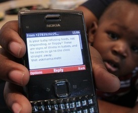 In South Africa, Using Mobile Technology to Improve Maternal Health Access | Good Stuff | Scoop.it