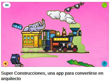 Super Construcciones, una app para convertirse en arquitecto - Educación 3.0 | FOTOTECA INFANTIL | Scoop.it