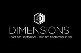Three Chairs billed for Dimensions Festival | DJing | Scoop.it