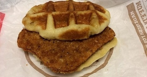 Yes, Burger King Is Now Testing A Chicken & Waffles Sandwich   New Business Start Up Financing   Business News   Scoop.it