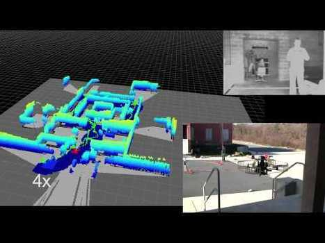 Exploration 3D comme dans Prometheus | Post-Sapiens, les êtres technologiques | Scoop.it