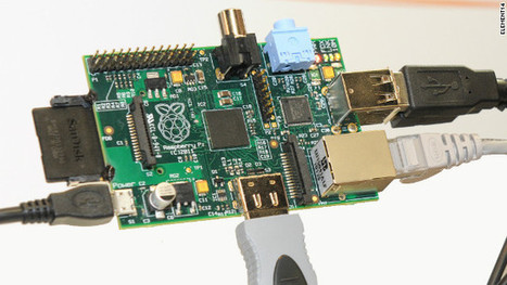 Tiny $35 Raspberry Pi computer causes big stir on launch day | Raspberry Pi | Scoop.it