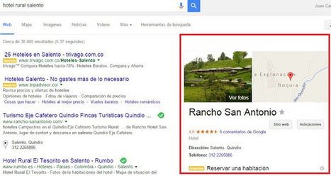 Geoinformación: Promociona tu negocio turístico a bajo coste en 6 pasos | Google Places, Geomarketing y LBS | Scoop.it