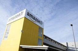 Amazon : visite dans la démesure d'un centre logistique - metronews | Logistique et Transport GLT | Scoop.it