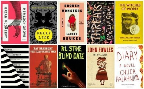 10 Scary Books That Will Seriously Keep You Up At Night (recommended by Huffington Post)   Author tips and help   Scoop.it