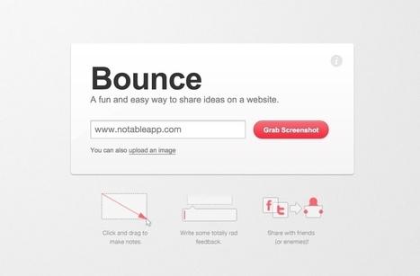 7 outils pour créer des captures d'écran pour vos cours   Les outils du Web 2.0   Scoop.it
