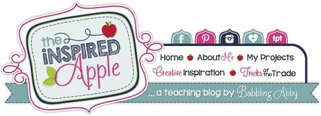 The Inspired Apple | Favorite First Grade Blogs | Scoop.it
