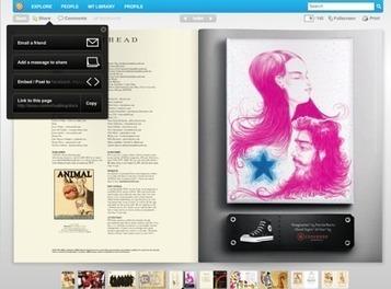 Issuu, convierte tus documentos PDF en revistas virtuales | Las TIC en el aula de ELE | Scoop.it