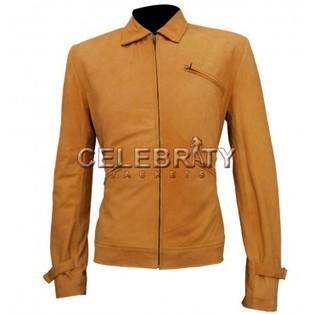 Vegas Sheriff Ralph Suede Jacket | T.V Series Celebrity Jackets | Scoop.it