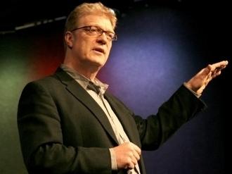 Ken Robinson says schools kill creativity | Deletom - Divers | Scoop.it