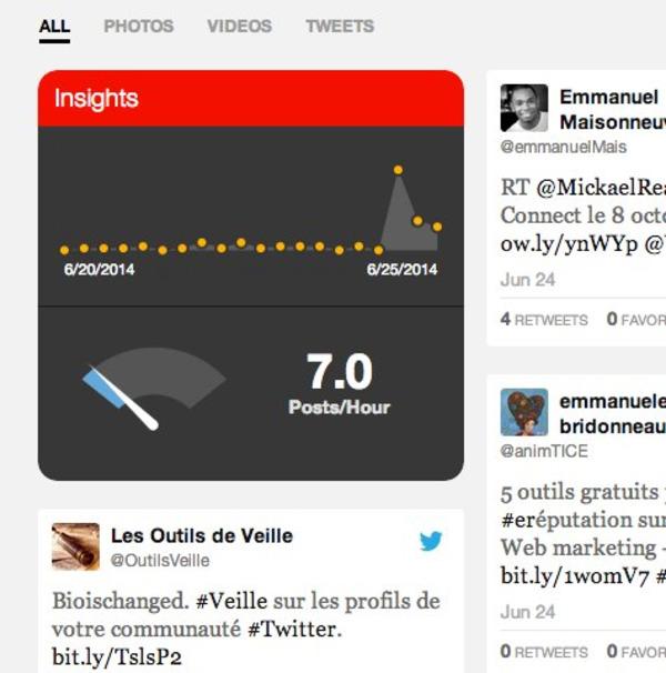 Seen. Veille et recherche a partir des hashtags | Curation, Veille et Outils | Scoop.it