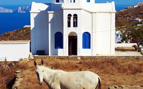 #Folegandros, #Greece, among 22 #Postcard_Perfect #European #Villages Straight Out of a Fairytale | travelling 2 Greece | Scoop.it