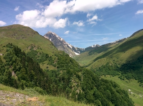 Mijn eerste berg: Tourmalet   Revue de presse Pays-Bas du Comité Régional du Tourisme Midi-Pyrénées   Scoop.it