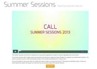 Summer Sessions 2013 — LABoral Centro de Arte y Creación Industrial | Otros PGP | Scoop.it
