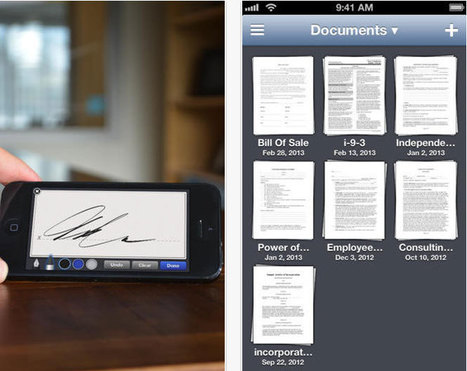 11 Free Tools To Annotate PDF Documents For iPhone And iPad | Ict4champions | Scoop.it