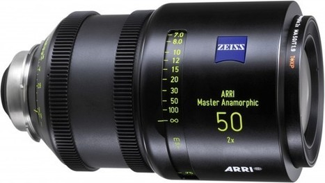 Zeiss Introduces New Anamorphics and a DSLR Lens at IBC | Cinematography | Scoop.it