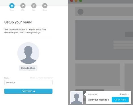 Snip.ly : un outil gratuit pour transformer votre veille en trafic sur votre site ou blog | Web information Specialist | Scoop.it