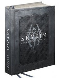 Skyrim: Legendary Edition strategy guide crushes coffee tables - Joystiq | Comic Books, Video Games, Cartoons | Scoop.it