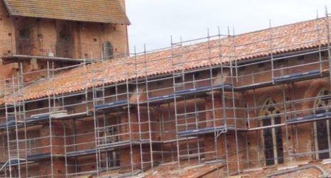 Église : la rénovation a commencé - ladepeche.fr | Garidech | Scoop.it