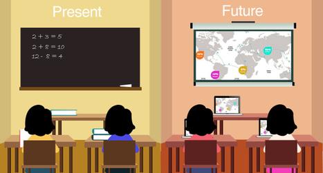 Technology Trends in Education | The DigiTeacher | Scoop.it