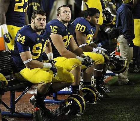 Poor coaching drags Michigan into first real crisis under Brady Hoke - The Detroit News   Coaching Pigskin   Scoop.it