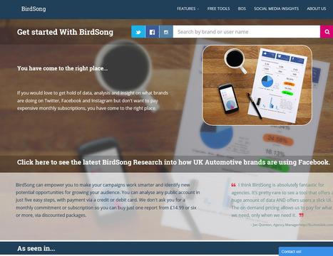 30 outils à connaître pour gagner des followers sur Twitter | Blog Freelance | E-marketing | Scoop.it