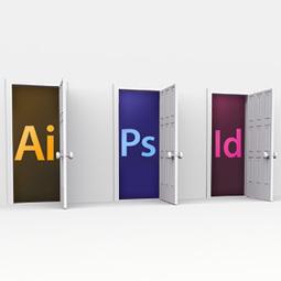 Adobe Illustrator vs. Photoshop vs. InDesign - Print Design Guide - Company Folders | aspect 1: illustrator and Photoshop | Scoop.it
