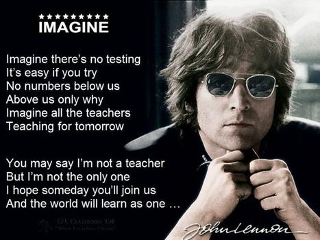 Imagine | EFL Classroom 2.0 | Scoop.it