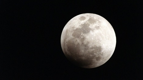 Is the Moon Really Essential to Life?   Communication design   Scoop.it
