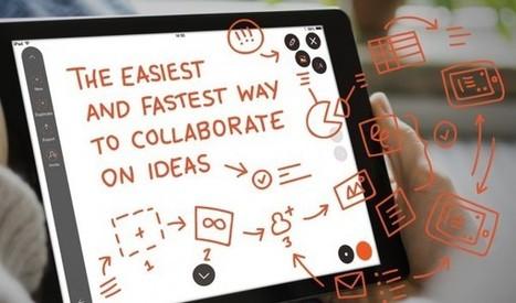expansive, una aplicación para compartir ideas [iOS] | iPad classroom | Scoop.it