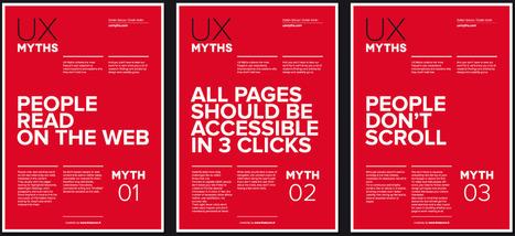 Grafico e Web designer freelance Portfolio di Alessandro GiammariaUX Myths 32 miti da sfatare sul web design | SEO et visibilité web | Scoop.it