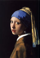 The Girl With A Pearl Earring by Johannes Vermeer Greeting Art Note post cards | Art | Scoop.it