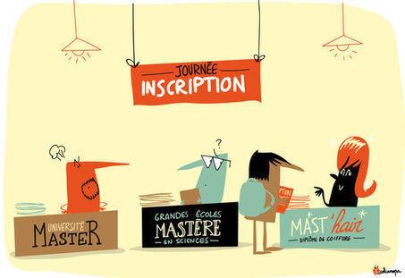 Les grandes écoles veulent aussi délivrer des diplômes de master | Enseignement Supérieur et Recherche en France | Scoop.it