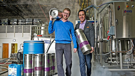 Thinking Outside the Bottle - Are Kegs The Future For Wine? | New ways of working in pharmaceutical marketing | Scoop.it